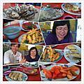 20120808慶祝爸爸節!第一次計劃的新港東石小吃之旅