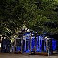 【台南● 新3D藍晒圖】越夜越美麗之老司法宿舍藍晒圖