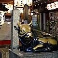 【京都 ● 錦天滿宮】現代建築與神社融合的大鳥居 x 默默守護著錦市場的小神社