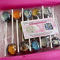 【Vintage Confections】終於吃到 : 超夢幻星空棒棒糖 Planet Lollipops