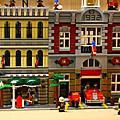 2013 0228 LEGO 60001 消防局長的車評鑑