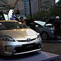 2013 0324 Toyota Prius C 省油挑戰賽