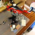 2013 LEGO 60010 Fire Helicopter