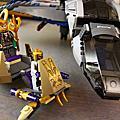 2012 LEGO 6869 Quinjet Aerial Battle