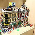 2011 LEGO 10230 Mini Modulars
