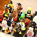 2103 LEGO 71002 MiniFigures series 11