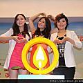 2012愛的小桔燈 兒童關愛行動 新聞發布會