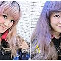 MCG泡泡紫洗髮精