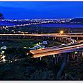 夜拍~ 橋. 夜景