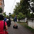 Segway Gibbon Chiangmai 清邁自體平衡電動車遊古城