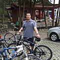腳踏車環日月潭