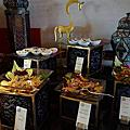 Al Iwan阿拉伯式自助午餐/Burj Al Arab Hotel帆船飯店