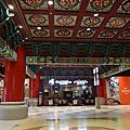 Ibn Battuta Shopping Mall Dubai六國商城伊本白圖泰購物中心/杜拜