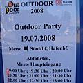 2008年德國 OUTDOOR戶外用品展
