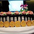 2011 誕生日慶生接力賽。第二棒。