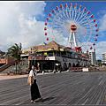 2011 我愛沖繩。第二日-波之上神宮 & 北谷美國村。