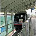2011 我愛沖繩。第三日-搭上輕軌電車,繼續血拼去。
