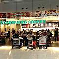 美食餐廳區/機場3樓/曼谷Suvarnabhumi蘇瓦納蓬機場