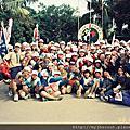 高雄市明義國中童軍團 -- 高雄市88年度國中童軍聯團露營