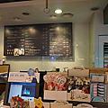 Paris Baguette Cafe 韓國知名麵包店咖啡廳