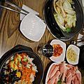 延禧亭韓式石鍋拌飯+涮涮鍋