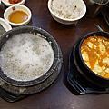 韓國傳統豆腐鍋+石鍋拌飯