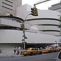 紐約週報(28) GUGGENHEIN 古根漢博物館