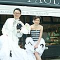 Joyce & Jack Wedding dress photo