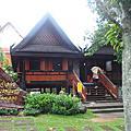 普吉最大寺廟。Wat Chalong