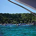 斯米蘭群島( KOH SIMILAN ISLANDS )半日遊(含浮淺用具)/普吉島Phuket