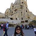 2013.10.17 Cappadocia 果麗美露天博物館