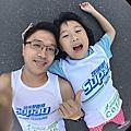 第一次親子路跑 3K 舒跑杯
