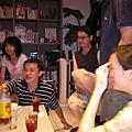 2006年讀書會兼阿輝的慶生會