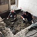 2.住宅舊屋浴室廚房外牆拉皮修繕
