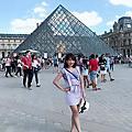 法國自助羅浮宮