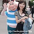 東京迪士尼09年05月02日