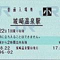 文件、車票