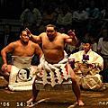 [特集] 2006年8月  大相撲 台灣場所