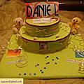 2009-11-24手作紙蛋糕
