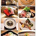 台中美食映墨日式懷石料理餐廳
