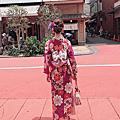 日本旅行東京自由行和服體驗淺草八重