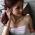 ♥婚紗造型♥可愛中帶雅致