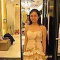 挑選訂婚禮服