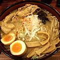北海道札幌拉麵 拉麵共和國 一期一會