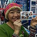日本最新流行-相片印刷機(取代了拍貼機)