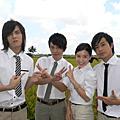 2007/6/3全家廣告側拍-新米季篇