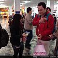2014年2月23日花蓮反毒志工到火車站發放反毒宣導手冊