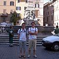羅馬門環, Italy 2005