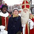 Sinterklaas in Leiden 2003