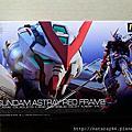RG 1/144 Gundam Astray Red Frame RG紅異端鋼彈